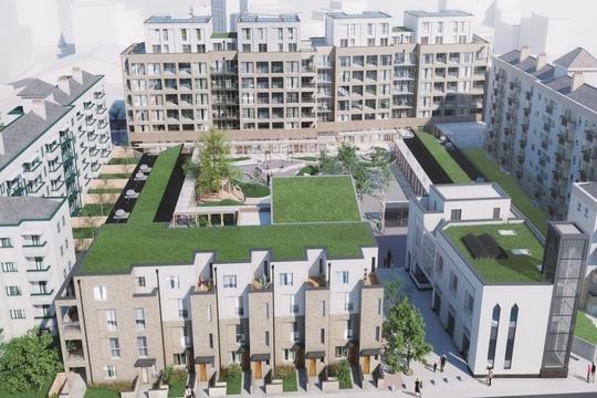 Bow Garden Square